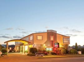 Riverview Motel, hotel in Whanganui