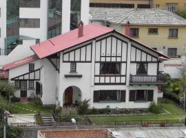 """LA MAISON DE LA BOLIVIE"" Casa de Huéspedes, bed and breakfast en La Paz"
