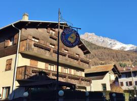 Hotel Piccolo Mondo, hotel in Bormio