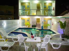 Pousada Maragolfinho, hotel with pools in Maragogi