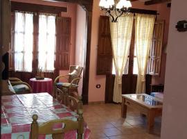 Apartamentos Rurales Tauro, hotel en Cabezuela del Valle
