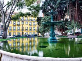 Hotel Alegria, hotel in Lisbon