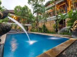 Tropical Bali Hotel, hotel with pools in Sanur