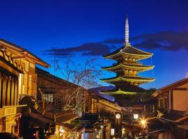 Hana-Touro Hotel Gion, hotel in Higashiyama Ward, Kyoto