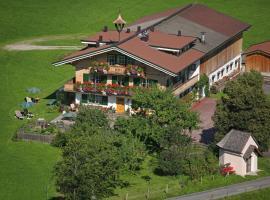 Lindenhof, hotel near Hahnenkamm, Kitzbühel