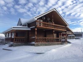 Guest House Na Lesnoy, guest house in Kamennomostskiy
