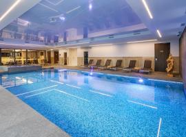 Van der Valk Hotel Princeville Breda, hotel with pools in Breda