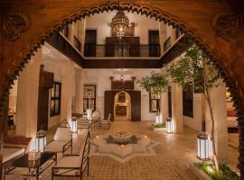 Riad le Clos des Arts, hotel near Souk of the Medina, Marrakesh