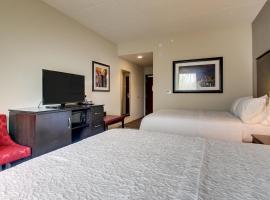 Hampton Inn & Suites Greenville Airport, hotel near Greenville-Spartanburg International Airport - GSP,