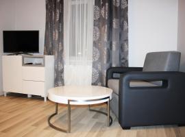 Privāta brīvdienu naktsmītne Sky Apartments Riga Rīgā
