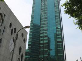 Shanghai Cosmo World Union Service Apartment, serviced apartment in Shanghai