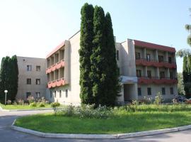 Hotel Uiut, hotel in Nalchik