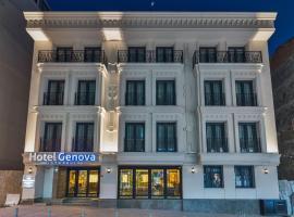 Hotel Genova, hotel near Suleymaniye Mosque, Istanbul