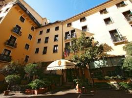 Majestic Toscanelli (centro storico), отель в Падуе