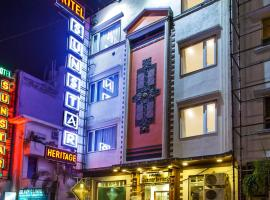 Hotel Sunstar Heritage, boutique hotel in New Delhi