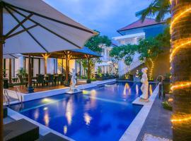 The Diana Suite, Hotel in der Nähe vom Flughafen Ngurah Rai - DPS, Kuta