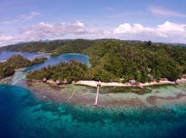 Kadidiri Paradise, hotel in Batudaka
