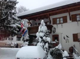 Apartements Ingrid Unhoch-Raggl, Ferienwohnung in Oberammergau