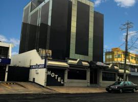 La Cibeles, hotel perto de Metade do Mundo, Quito