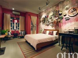 Classy Indochine - The Riverside, hotel near MM Mega Market, Ho Chi Minh City