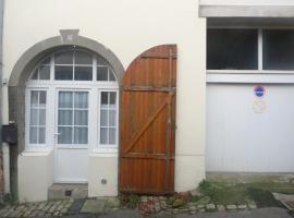 Maison Mitoyenne, hôtel à Quimper près de: Tribunal de Grande Instance de Quimper