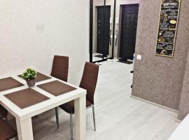 Apartment on Avtolyubiteley, hotel near Solnechny Ostrov Park, Krasnodar
