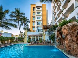 Best Western Hotel Posada Freeman Zona Dorada, hotel in Mazatlán