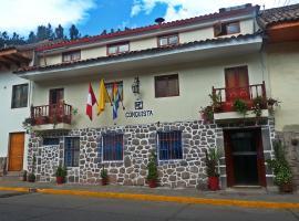 Conquista Cusco, accessible hotel in Cusco