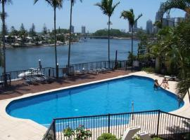 The Pinnacle Apartments, hotel near Florida Gardens Tram Station, Gold Coast