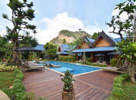 The Nine Thipthara Klongson Resort, resort in Ao Nang Beach