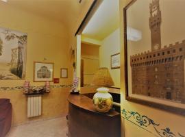 Hotel Palazzuolo, hotel in zona Ponte Vecchio, Firenze