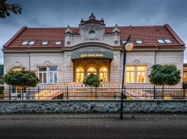 Penzión Central Park, hotel in Žilina