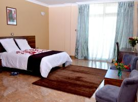 Melodie Hotel, hotel in Addis Ababa
