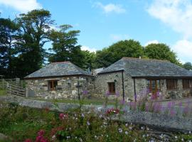 The Old Wagon House, farm stay in Saint Clether