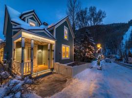 Dunton Town House, hotel near Silverton Mountain Ski Area, Telluride
