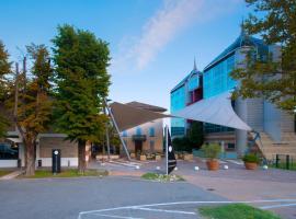 CDH Hotel Villa Ducale, hotell nära Parmas internationella flygplats - PMF, Parma