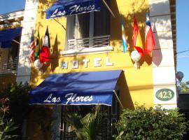Hotel Las Flores, מלון בסנטיאגו