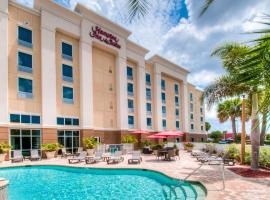 Hampton Inn & Suites Fort Myers-Colonial Boulevard, hotel near Southwest Florida International Airport - RSW, Fort Myers