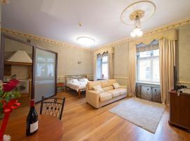 Calliope Apartments – hotel w pobliżu miejsca Pomnik Adama Mickiewicza w Krakowie