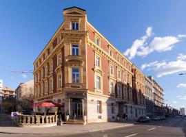 Hotel Strasser, hotel en Graz