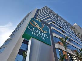 Quality Hotel São Caetano, hotel perto de Estação de Metro de Jabaquara, São Caetano do Sul
