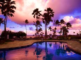 Hilton Garden Inn Kauai Wailua Bay, HI, hotel in Kapaa