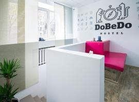 DoBeDo Hostel, hotel in Yekaterinburg