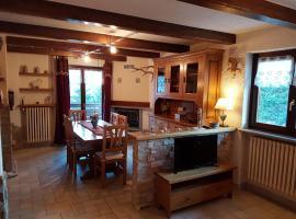 Niblet, apartment in Sauze d'Oulx