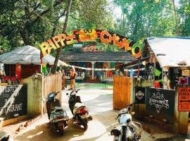 Pappi Chulo, hostel in Vagator