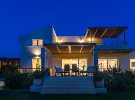 Legrena Beach Villa, hotel in Sounio