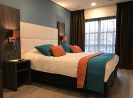 Rivers Hotel, hotel v destinaci Sluis