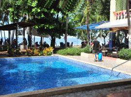 Hotel El Velero, hotel in Playa Hermosa