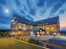 Hotel Ján – hotel w mieście Moldava
