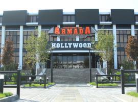 Отель «Hollywood 2», отель в Грозном